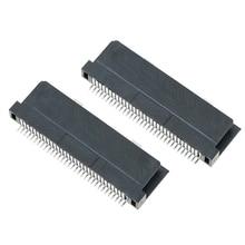 Haute qualité 32 broches 32pin jeu cartouche carte slot conector adaptateur lecteur pour GameBoy couleur pour GBC GB