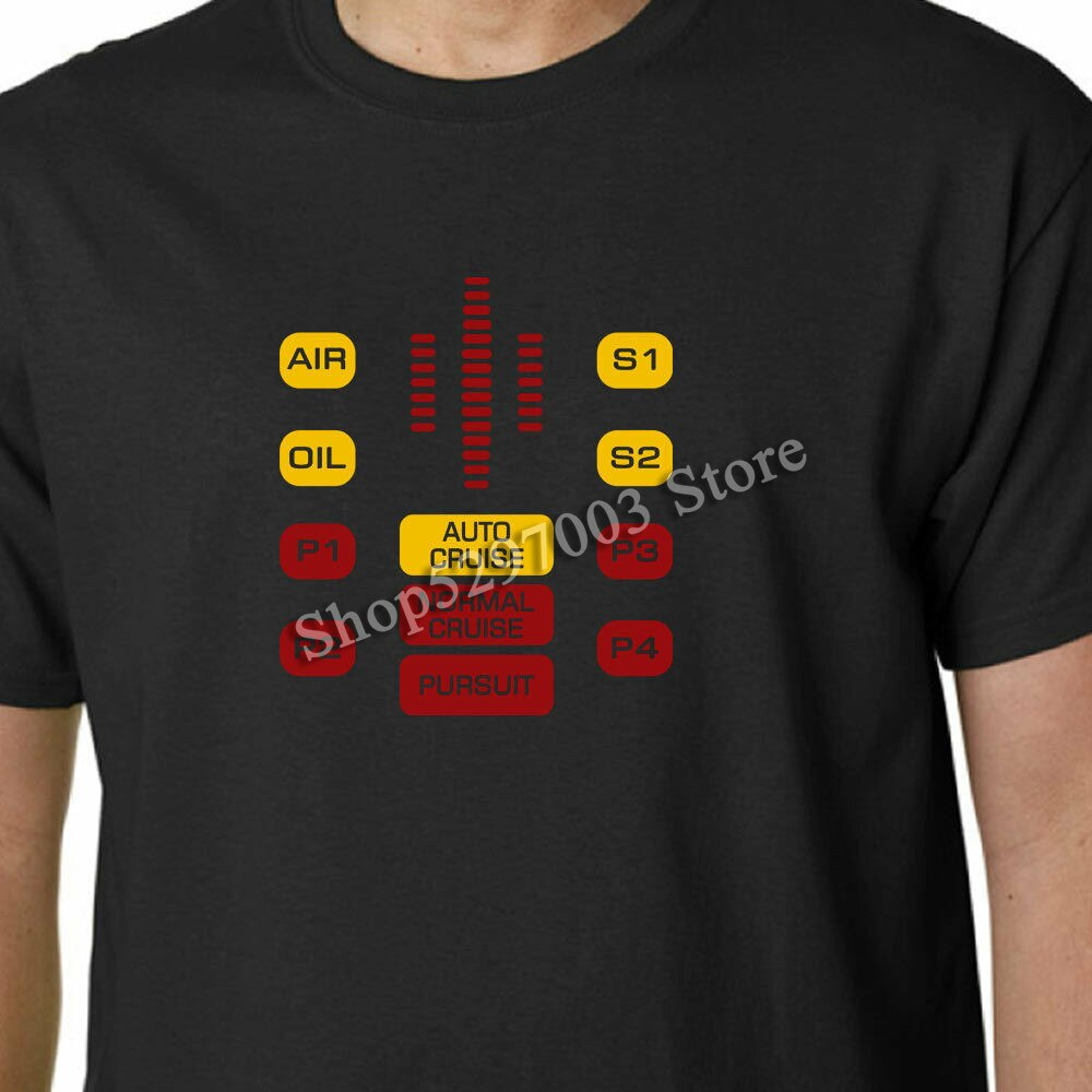 Tevê hasselhoff 80ties s engraçado citações geek carros kit camiseta de alta qualidade