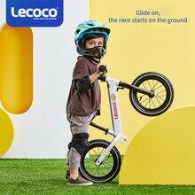 Infant Shining Children Outdoor Toys Balance Bike 2-6Y Aluminum Alloy Ultralight Safety Sport Kids Slide Bicycle Gift
