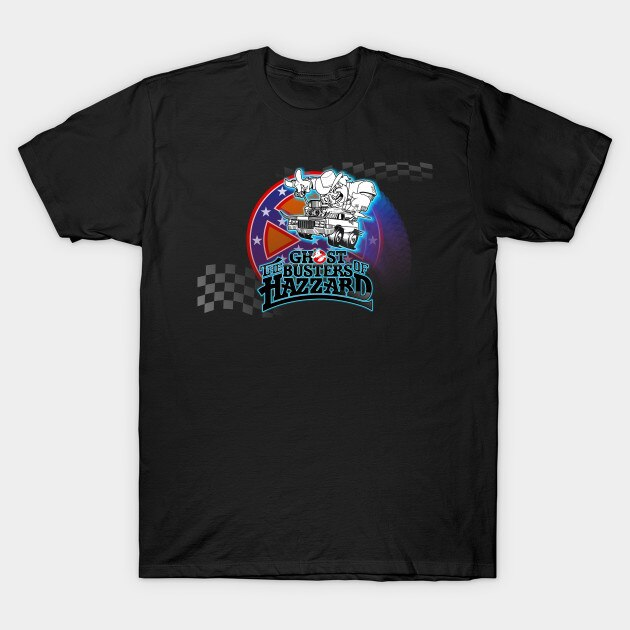 Camiseta Hombre GBs of Hazzard (Poster) blk wide por btnkdrms camiseta mujer camiseta