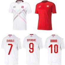 2020 2021 Switzerland 20 21 Switzerland Akanji Zakaria Rodriguez Elvedi national team shirts away su