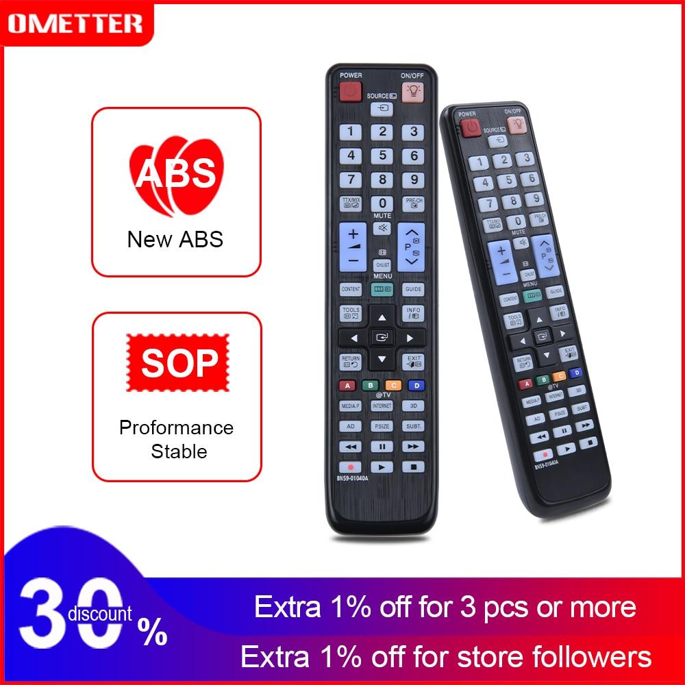 Control remoto utilizar para Samsung lcd led BN59-01040A 3D DVD TV control remoto BN59-01015A BN59-01107A LED/LCD remoto controlador de control