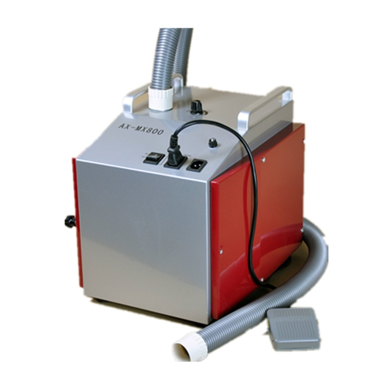 110/220V AX-MX800 Dental Vacuum Dust Extractor Dental Lab Equipment for Dust Extraction in Dental Labs