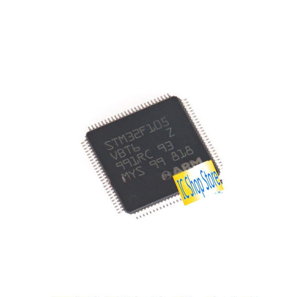 STM32F105V8T6 LQFP-100 العلامة التجارية الجديدة الأصلية