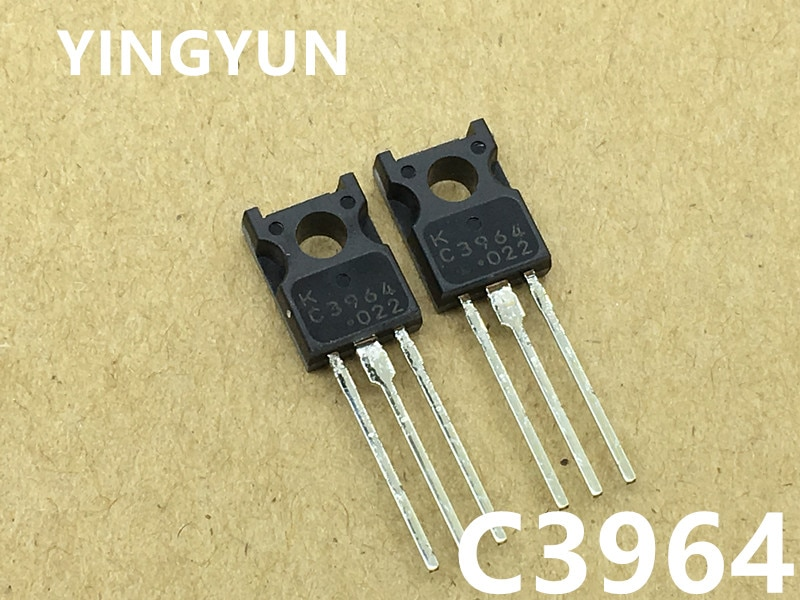 100PCS/LOT    C3964 2SC3964 KTC3964 TO-126   MOSFET Modules new original saimi controlled semikron skkt122 16e new original scr modules