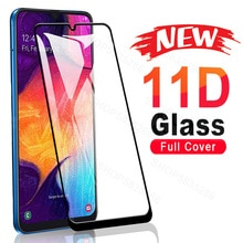 11D กระจกนิรภัยสำหรับ Samsung Galaxy A01 Core A11 A21 A31 A41 A51 A71ป้องกันหน้าจอ M11 M21 M31 M51 a12 A42ป้องกัน
