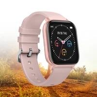 new 1 4 inch fitness tracker smart watch men full touch blood pressure sleep monitor women smartwatch for iphone huawei xiaomi
