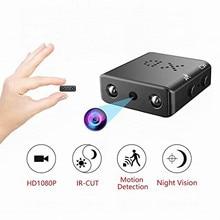 Xd Mini Camera 1080p Hd Camcorder Ir-cut Infrared Night Vision Micro Cam Motion Detection Dvr Securi