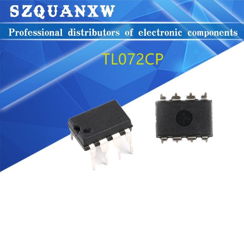 10pcs tlp251 dip8 10PCS TL072CP DIP8 TL072 DIP TL072CN DIP-8 new and original IC