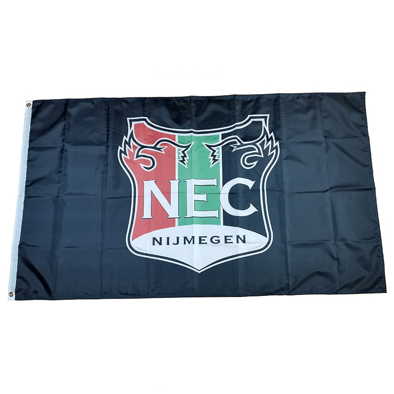 Holland NEC Nijmegen Flag 60x90cm 90x150cm Decoration Banner for Home and Garden