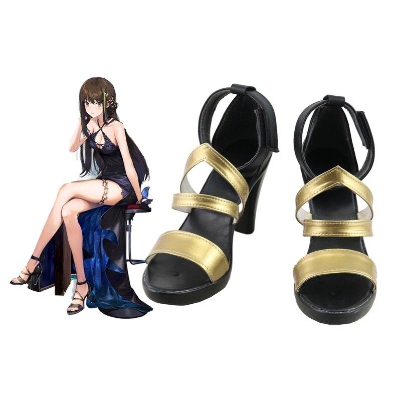 أزياء تنكرية للفتيات للجنسين ، أحذية مصنوعة حسب الطلب ، أزياء تنكرية ، m4a1