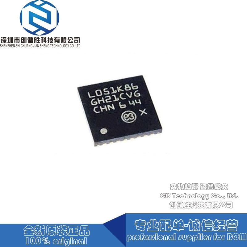 STM32L051 Stm32 Mcu brazo de 32 bits M0 + Risc 64kb Flash QFN 32 STM32L051K8U6 STM32L051K8 circuito integrado