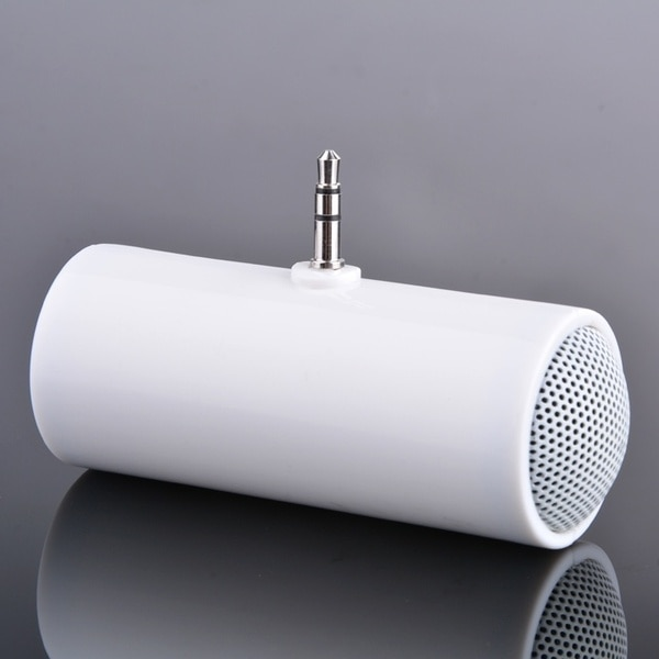 Portable 3.5mm Mini Stereo Speaker Amplifier For MP3/MP4/Mobile phone/Tablet Portable Audio Video
