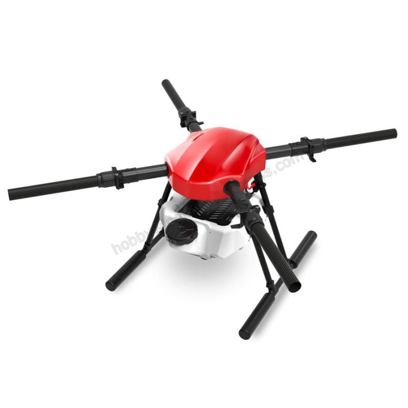 EFT E410S 10L impermeable agricultura Drone plegable marco Kit con tanque de agua y tren de aterrizaje Stand set