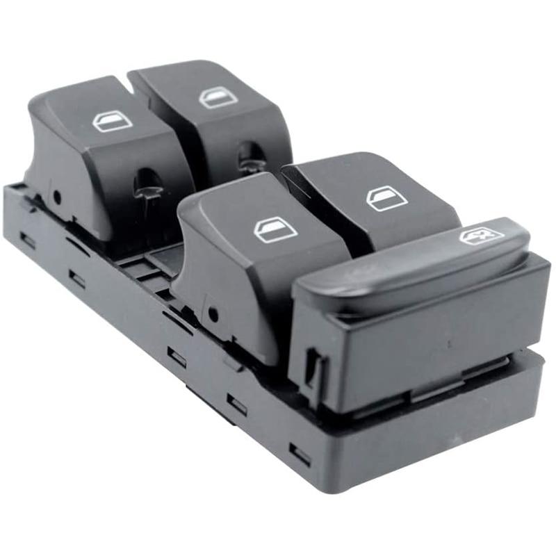 Coche interruptor de accionamiento de ventanilla interruptor de Control para ventana eléctrica para A4 A5 Q5 8K0959851D