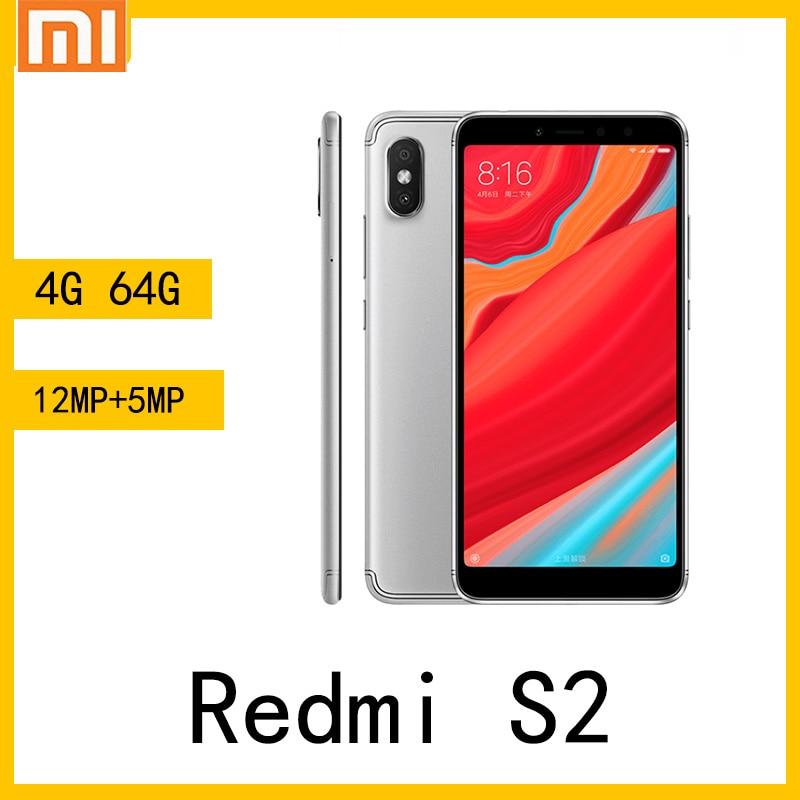 Xiaomi Redmi S2 smartphone / Redmi Y2 4GB+64GB 16MP 5.99