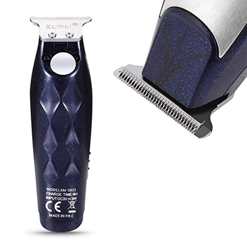 Kemei 5021 Beard Hair Trimmer Electric Hair Clipper Rechargeable Razor Barber Hair Cutting Shaving Machine For Man Tool Shaver enlarge