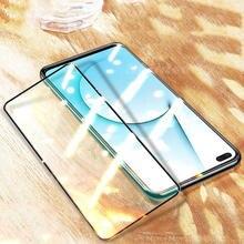 غطاء كامل ل oppo realme 6 برو 6 6i 5 5i X50 برو زجاج واقي ل Realmi 5 برو 6Pro i6 i5 الصلب الزجاج المقسى حماية
