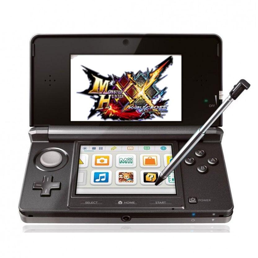 يده لعبة 3.5 بوصة تعمل باللمس شاشات الكريستال السائل يعرض عبر لوحة المفاتيح نظام وحدة التحكم حزمة شاحن و ستايلس لنينتندو 3DS