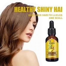 Hair-Growth Natural Ginger Plant Essential Oil Effective Hair Loss Treatment Conditioner Fast-growin
