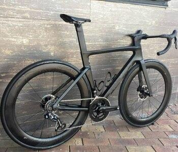 2021NEW lightest Venge SL7 F12 carbon frame road bike frame quadro carbono mtb 29 BSA bb30 with integrated handlebar stem 700C