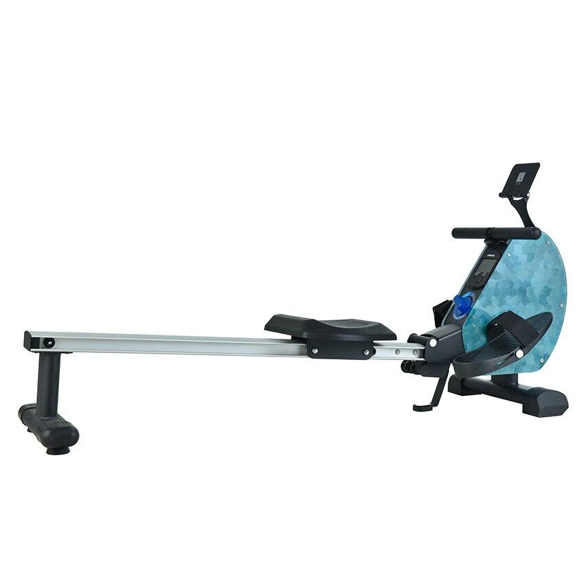 Máquina de remo plegable resistente al agua Para el hogar, equipo de Fitness Para Gimnasio, máquinas Para Ejercicio físico, Gimnasio