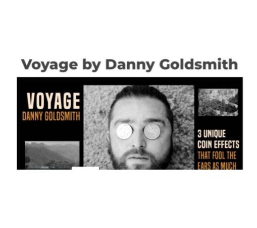Voyage by Danny Goldsmith - Magic Trick недорого