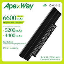 Apexway Black 11.1v  laptop battery for Acer Aspire AL10A31 AL10B31 AL10G31 One 522 D255 722 D257 D255E D260 D270 AOD255 AOD260