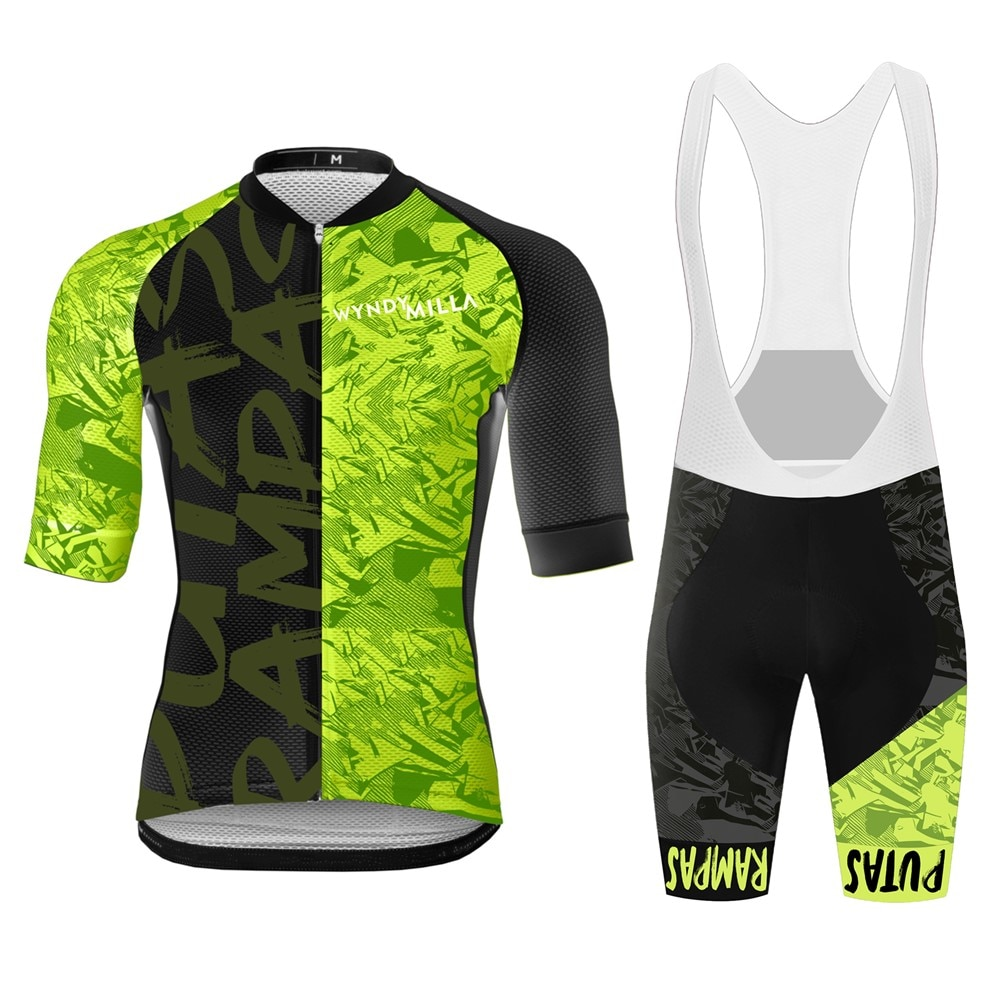 AliExpress - Wyndymilla New Men's cycling wear Breathable Bicycle Kit Outdoor professional team Mountain Racing Clothing Maillot Ciclismo