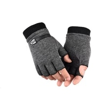 army military tactical half finger cycling glove winter warm men women sports climbing fitness driving gloves special forces b50
