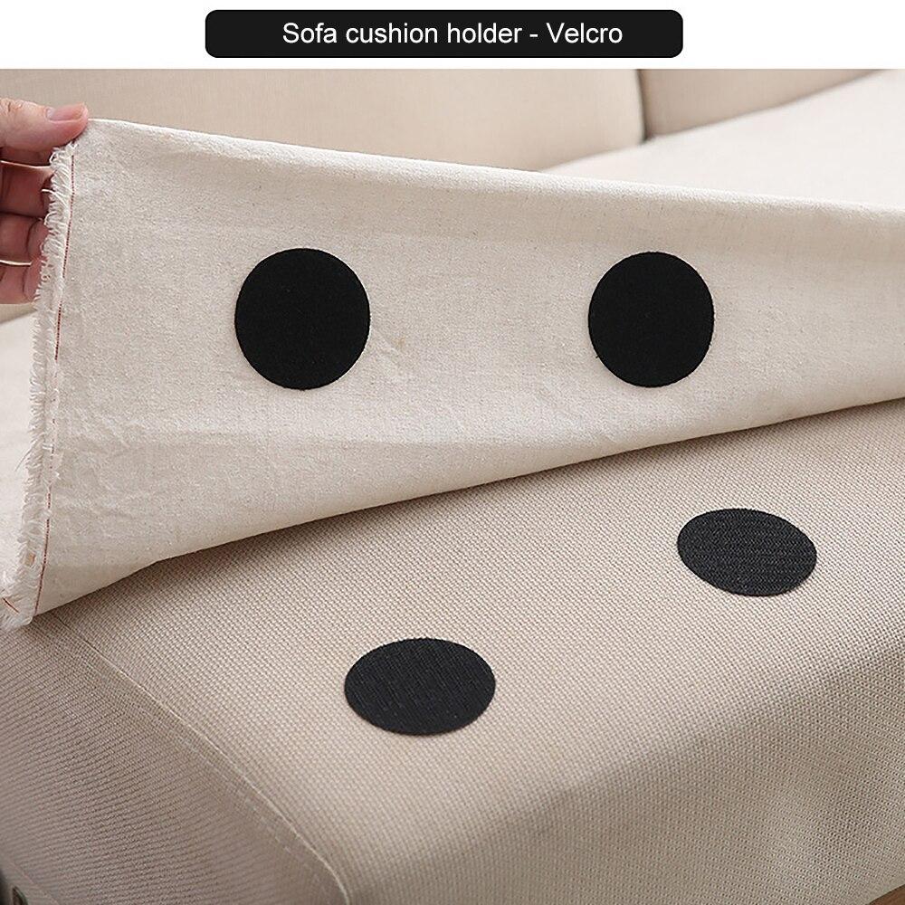 5 Teile/los Rutschfeste Klebstoff Stiker Sofa Kissen Greifer Bett Blatt Clip Halter Couch Sitz Kissen Für Teppich Bett Sofa Abdeckung kissen