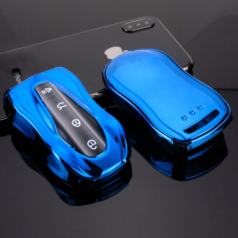 Soft TPU key case for car Geely Key Shell, Xingyue Smart Car Case, Boyue PRO Case auto styling keychain new
