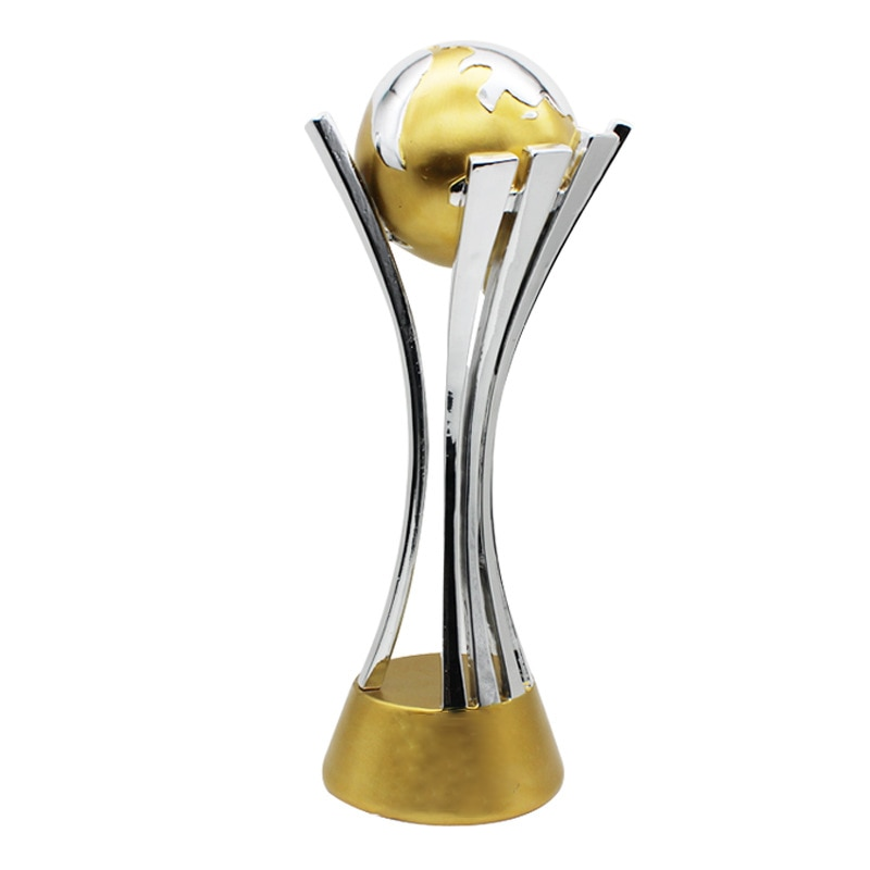 High Quality Club World Cup Replica Trophy Souvenirs 42CM 1:1 Model Soccer Trophies Limited Football Award Cups Fans Souvenirs