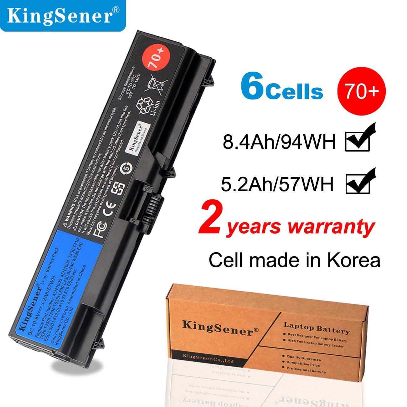 10 8v 57wh new original t430 laptop battery for lenovo thinkpad t530 w530 t430i l430 530 sl430 t410 t420 45n1005 45n1004 KingSener 10.8V 5200mAh Laptop Battery For Lenovo ThinkPad T430 T430I L430 T530 T530I L530 W530 45N1005 45N1004 45N1001 45N1000