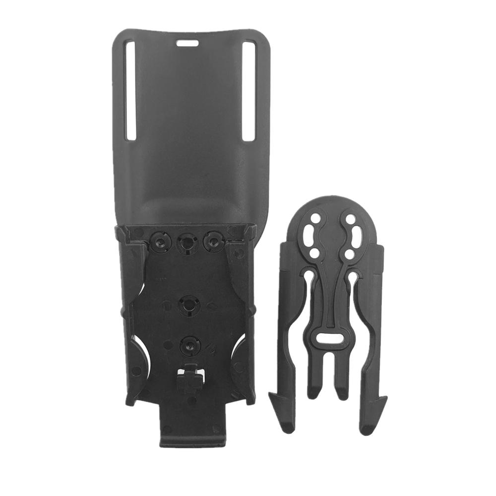 Safariland Molle Holster Locking Fork System Quick Locking System Kit Long Type