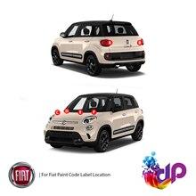 DrawndPaint for Fiat Automotive Touch Up Paint - GRIGIO SOFISTICATO MET - 698/A - Paint Scratch Repa