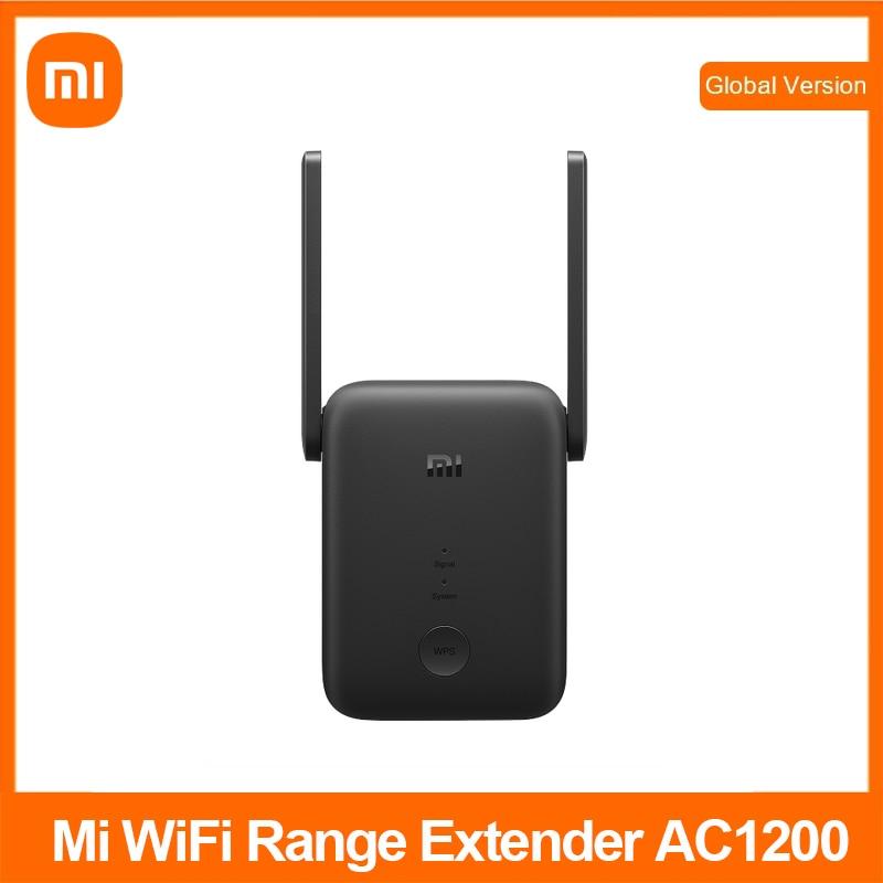 Versión Global Xiaomi Mi rango WiFi extensor AC1200 de 2,4 GHz y...