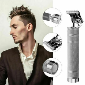 Kemei KM-1974B Electric Hair Clipper Haircut Beard Razor Salon Home Rechargeable Hair Styling Carving Trimmer Cordless Shaver