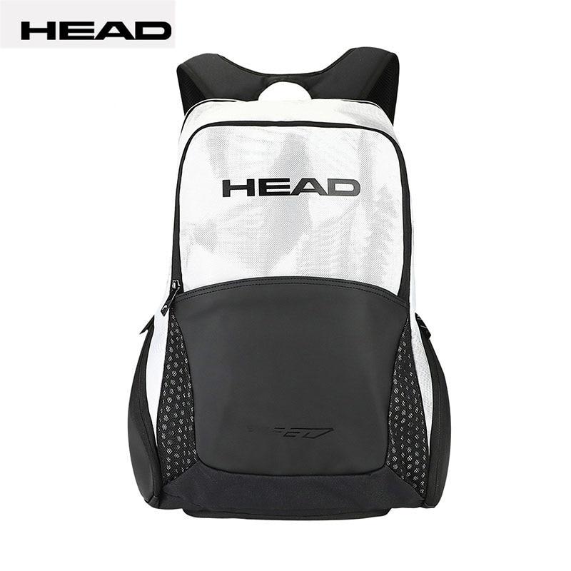 Large Capacity HEAD New Djokovic Tennis Backpack Original Official Head Tennis Bag Padel Men Tenis Squash Racket Backpack 283131