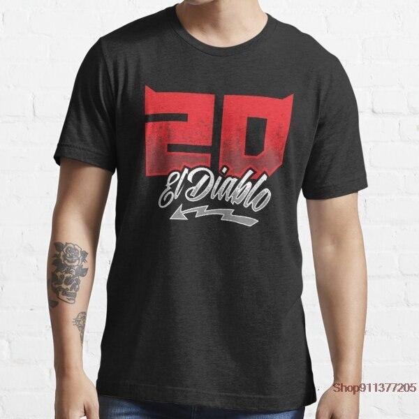 Fabio Quartararo 2021 New Print T-Shirt 3d T-Shirt Summer Trendy Short Sleeve T-Shirt Top Men/Female