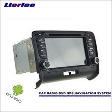 Liorlee voiture système de Navigation Android pour Audi TT TTS 2006-2012 Radio stéréo lecteur CD DVD GPS Navi BT HD écran multimédia