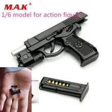 Affichage 1/6 soldat Figure scène accessoires QSZ92 semi-automatique pistolet fusil arme modèle jouets pour 12 'figurine