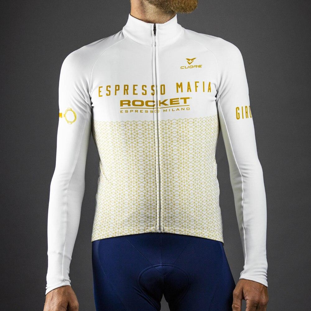 Jersey térmico de manga larga para hombre, chaqueta de alta calidad para...