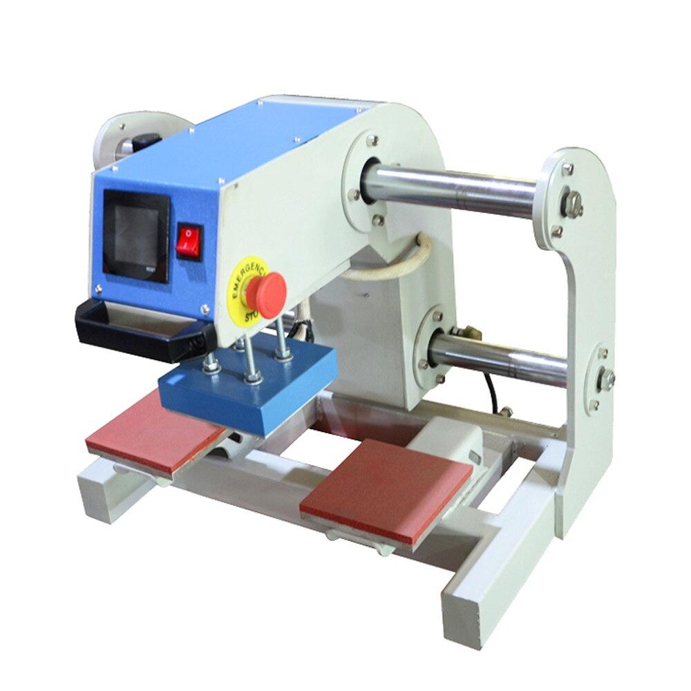 ماكينة ختم ساخن ماكينة ضغط مزدوجة محطة بسيطة تي شيرت ختم ساخن هوائي آلة نقل الحرارة آلة الصحافة الحرارة