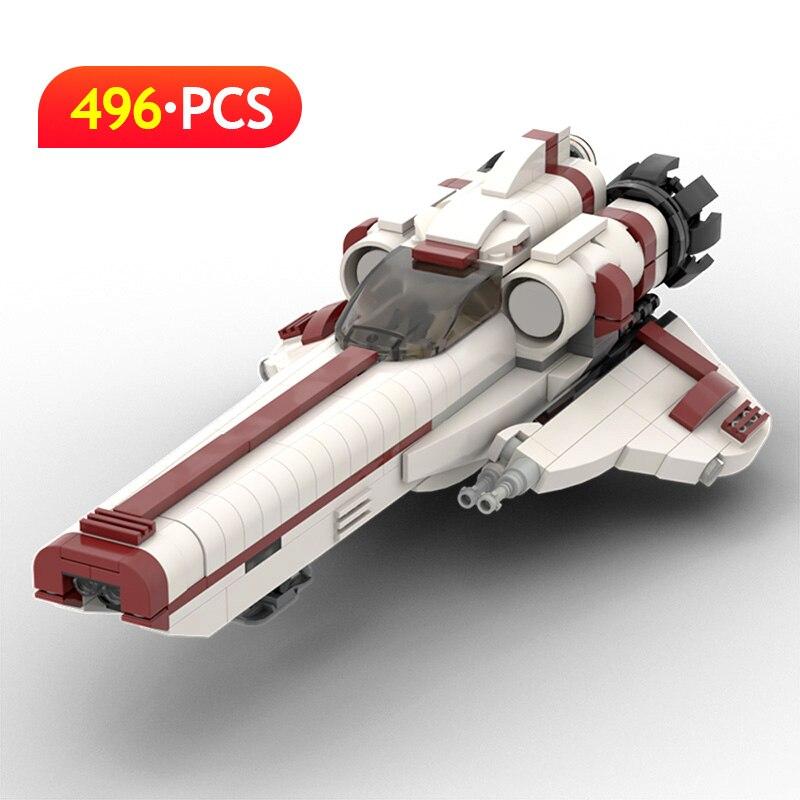AliExpress - MOC Battlestard-Galactica Colonial Wars Weapon Viper Space Fighter Model Building Blocks Kids Assembly Toys Bricks Children Gift