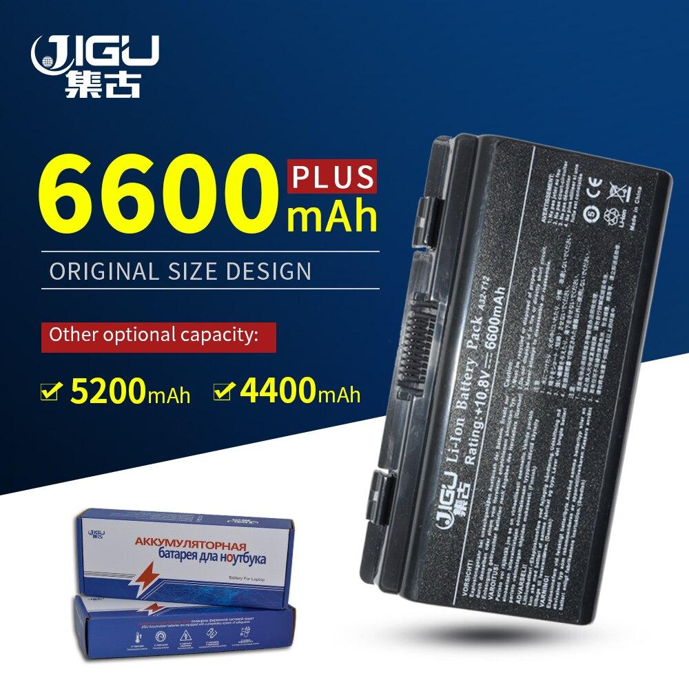JIGU batería de portátil para Asus X51H X51RL X51L X51R A31-T12 A32-T12 X58 X58C X58L X58LeA32-X51