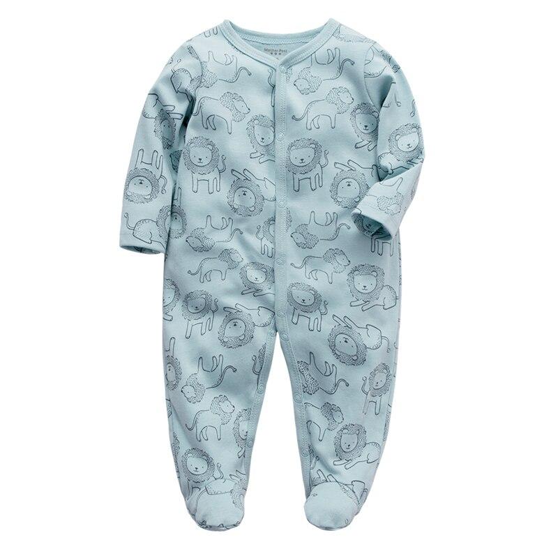 Newbron-peleles de bebé, conjunto de manga larga de algodón para bebé, junmpsuit, niñas, ropa para bebé (niño o niña)