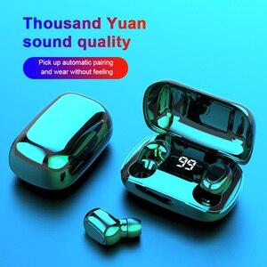 Headphone Bluetooth earphone L21proHIFI Sounds Wireless Headphones Handsfree headset Stereo gaming Headphones For iphone Samsung