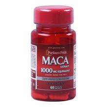 Livraison gratuite MACA 1000 mg 60 pièces
