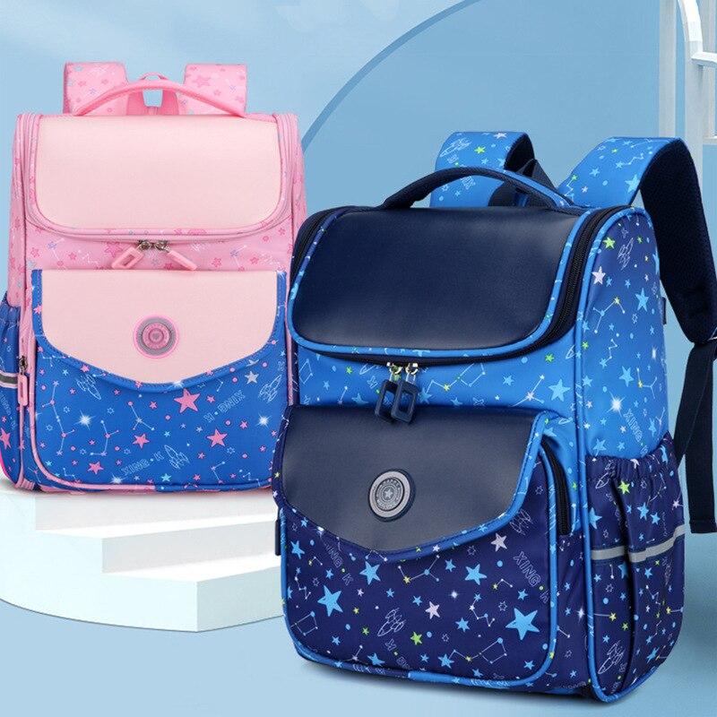 Детский школьный ранец Weysfor 2020 для девочек, Детский рюкзак для начальной школы, ортопедический рюкзак принцессы, школьный ранец, детский рюк...